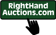 Right Hand Auctions Homepage
